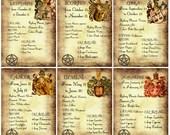 12 Wicca Zodiac Correspon...