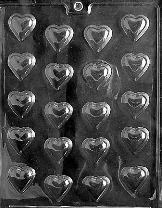M250 Bite Size Bikinis Chocolate Candy Soap Mold with Instructions
