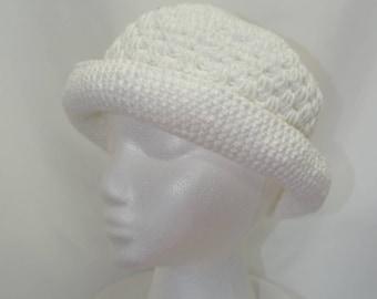 Ladies Brimmed Hat