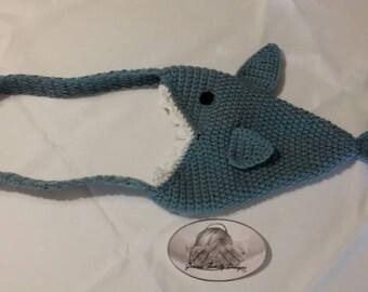 Shark purse - child size