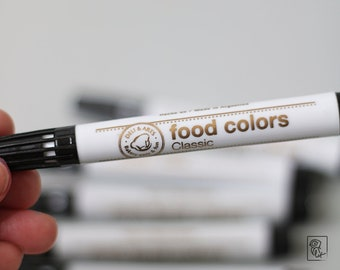 Dripcolor Edible pens