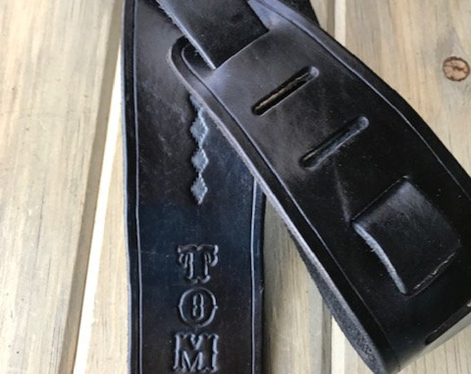 Personalized Adjustable Guitar Strap
