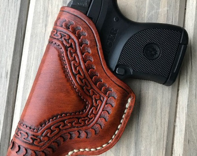 Clip Holster for Ruger LCP (.380 Auto)