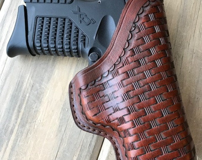 """Clip Holster for Springfield XDS 3.3"""" (9MM, .40SW, or .45ACP)"""