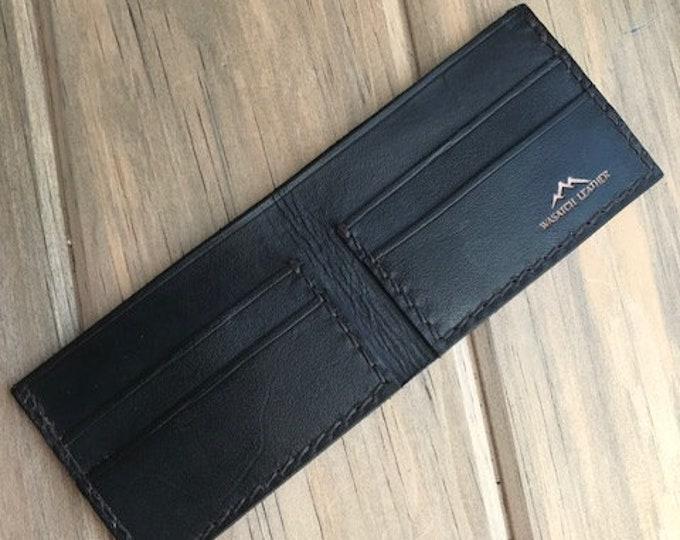 Henderson Bifold Leather Wallet