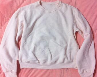 90s Vintage Light Pink Sweater 1c0eeba32