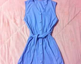 1960s Lavender Purple Vintage Mod Dress, 60s Vintage Mod Dress, Purple Lavender Mod Dress, 60s Purple Dress