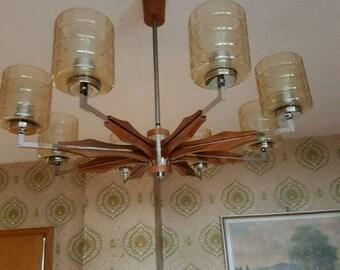 Vintage Deckenlampe Vintage Lampe Kronleuchter