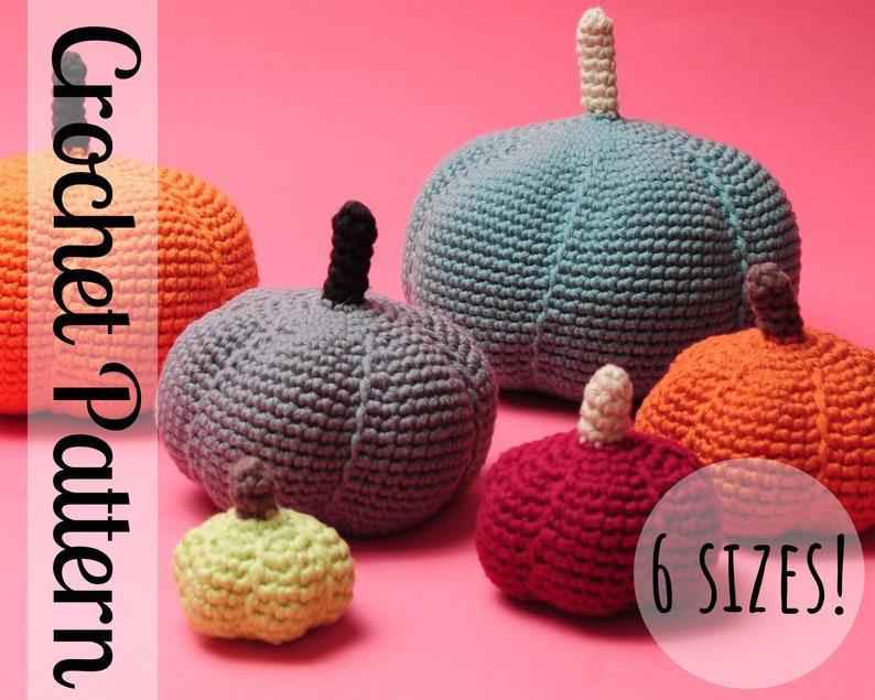 Perfect Crochet Pumpkin Pattern  Crochet Pumpkin Pattern  image 0