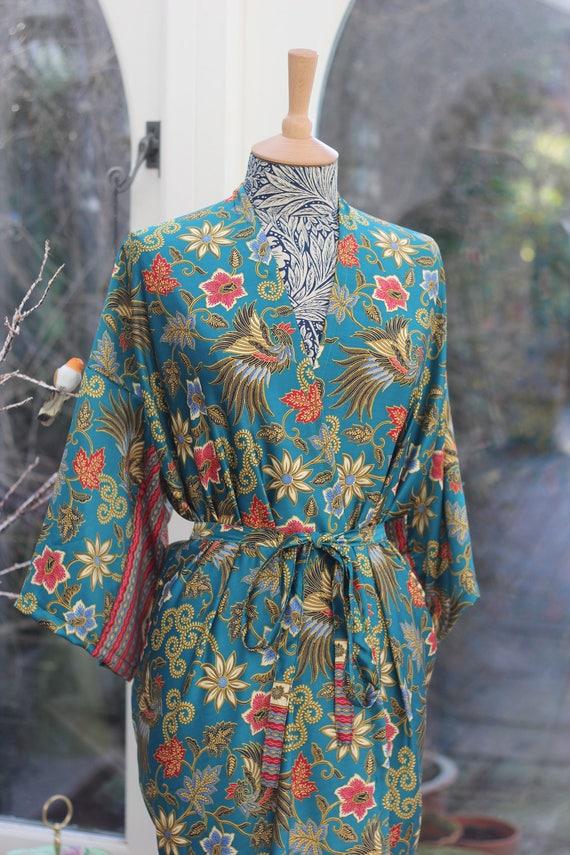 403691beb8 Silk Kimono RobeMothers day giftWholesale silk