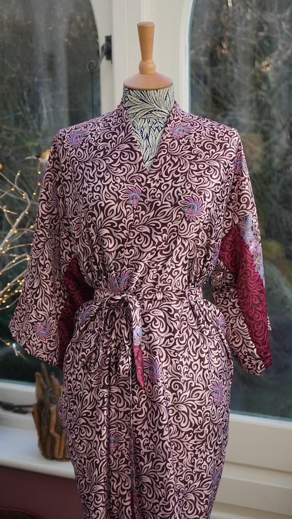 d3a703c812 Silk Kimono Robe long Mothers day giftWholesale silk