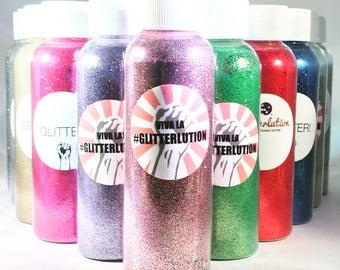 Biodegradable Glitter Full Range! Choose from 47 glitters