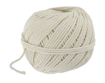 Cotton cable 2.5 mm in diameter