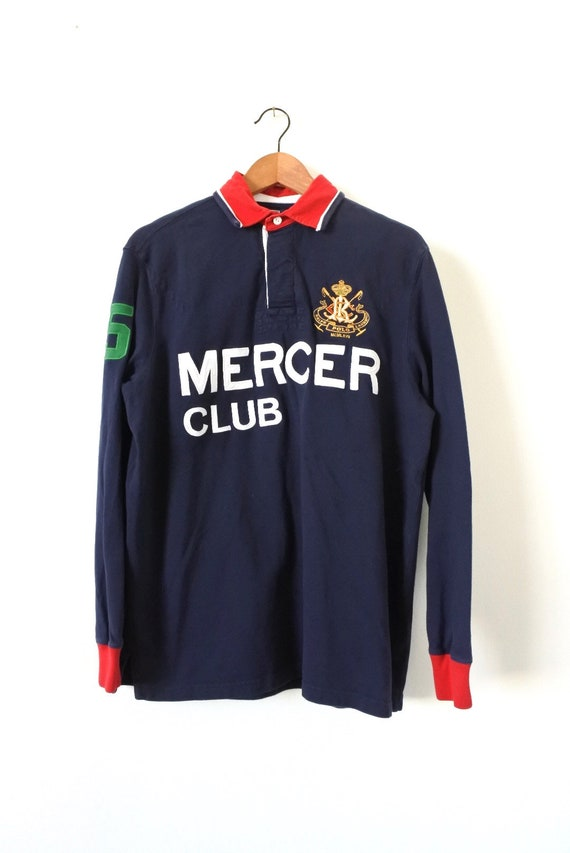 44c631946 ... release date mercer club rugby by polo ralph lauren large etsy a319f  7919b