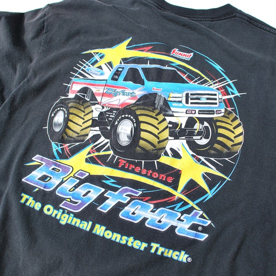 vintage Bigfoot t-shirt, XL