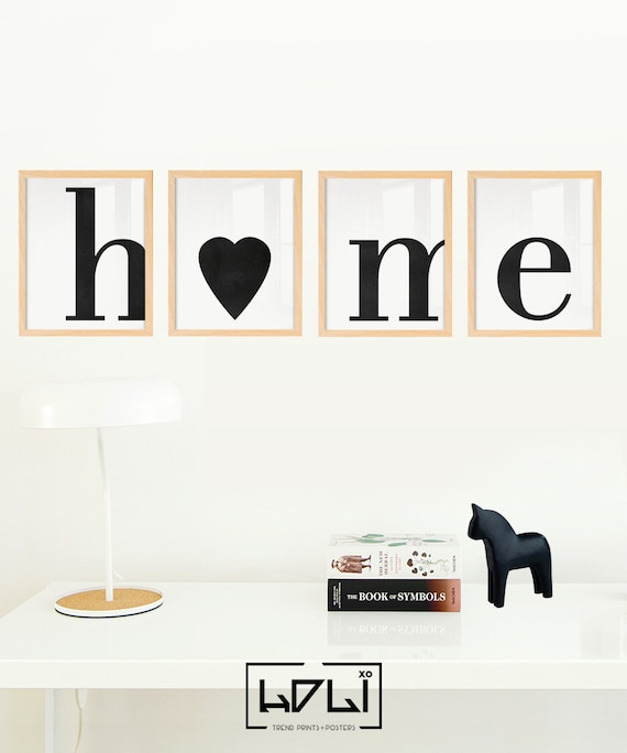 Large Home Decor Signs For Home Housewarming Gift Farmhouse Etsy