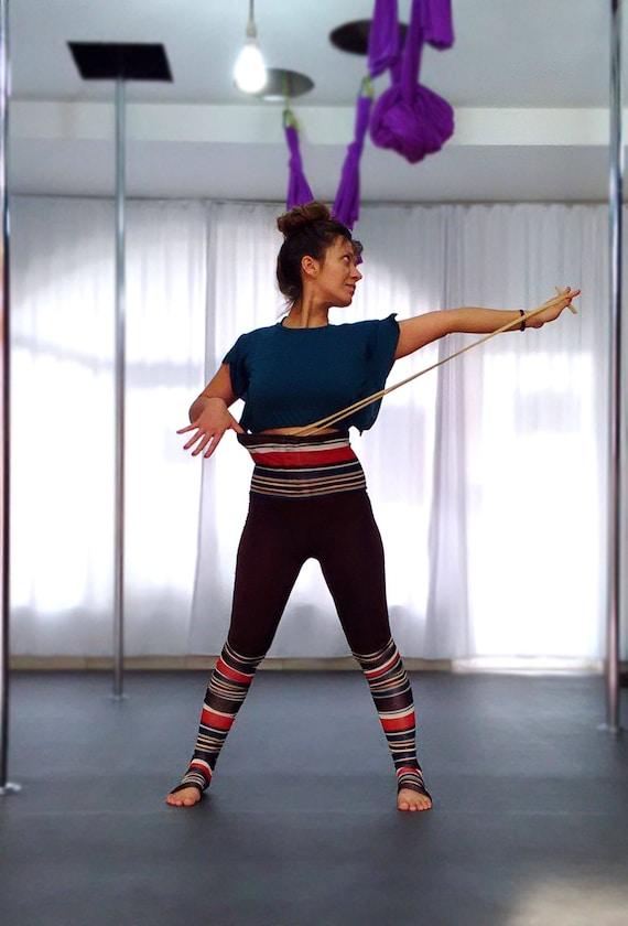 Polainas Yoga pantalones ropa Yoga polainas ropa mujeres  9221d932e3ca