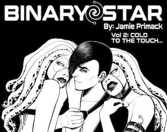 BINARY STAR Vol. 2 (Trade Paperback Graphic Novel)
