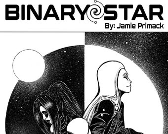 BINARY STAR Vol. 1 Second Edition (Hardcover Graphic Novel)