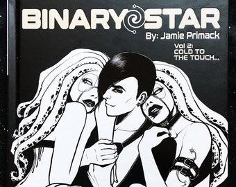 BINARY STAR Vol. 2 (Hardcover Graphic Novel)