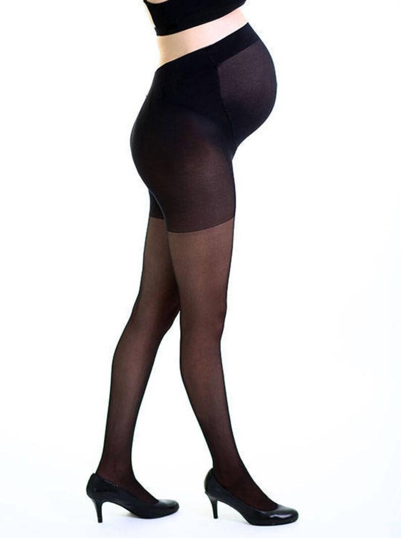 48b1b2f5071 Maternity Pantyhose 20 Denier pregnancy tights