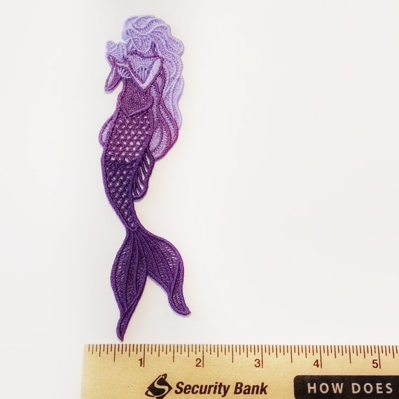 1 Mermaid bookmark antique silver tone FS115