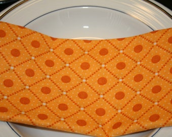 Patterned Resuable Cotton Dinner Napkin
