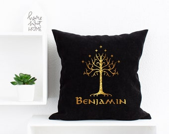 Simple Design Cheap Pillowcase Lord Of The Rings Rotk Throw Pillow