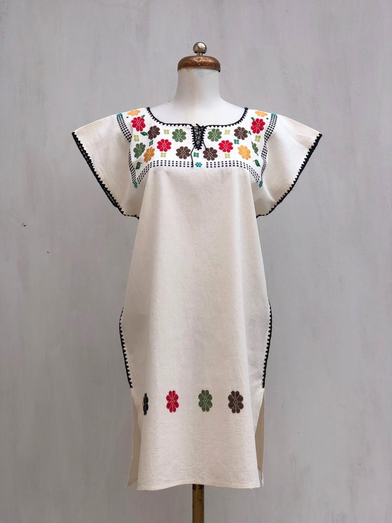 Hand Woven mexican dress, Mexican dress, woven mex