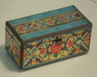 Decorative Box River Design