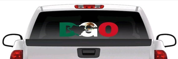 Sticker car moto map flag vinyl outside wall decal macbbook ghana