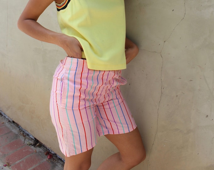 Summer OP Cotton Candy shorts small