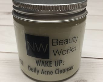 Antioxidant Acne Cleanser for Sensitive Skin | Daily Face Wash For Acne-Prone & Sensitive Skin