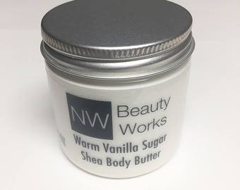 Warm Vanilla Sugar Nourishing Crème | 4 oz