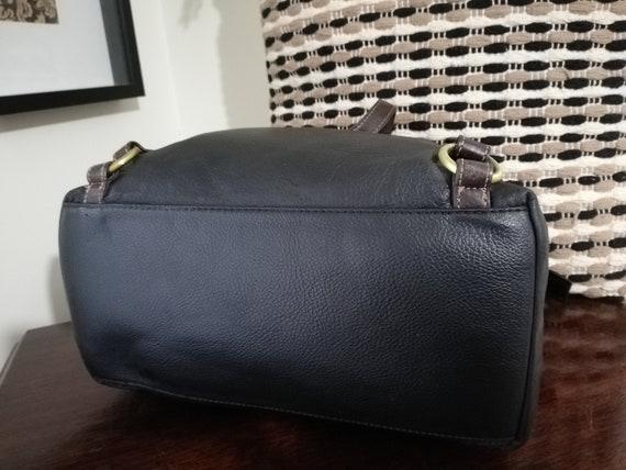 Vintage Colorado Leather Shoulder Bag - Cowhide L… - image 8