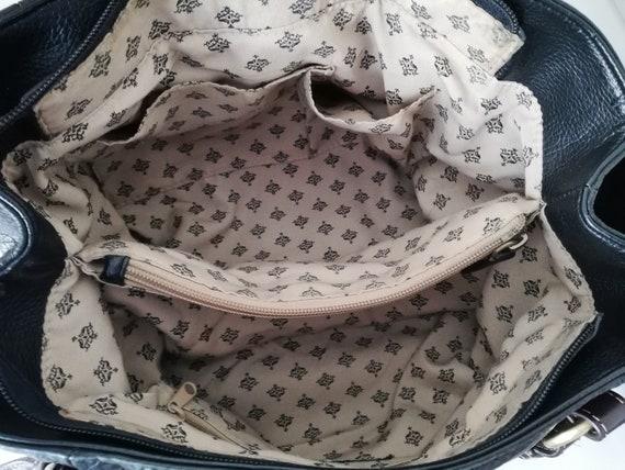 Vintage Colorado Leather Shoulder Bag - Cowhide L… - image 5
