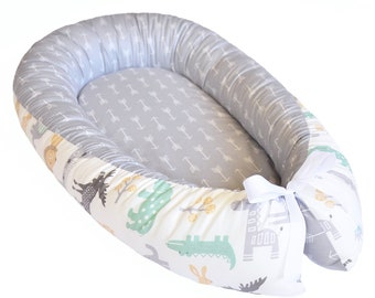 Nursery Bedding Baby Nest Lounger To Make One Feel At Ease And Energetic