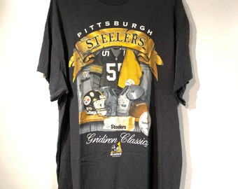 18cee9e73 Vintage Pittsburgh Steelers Tshirt