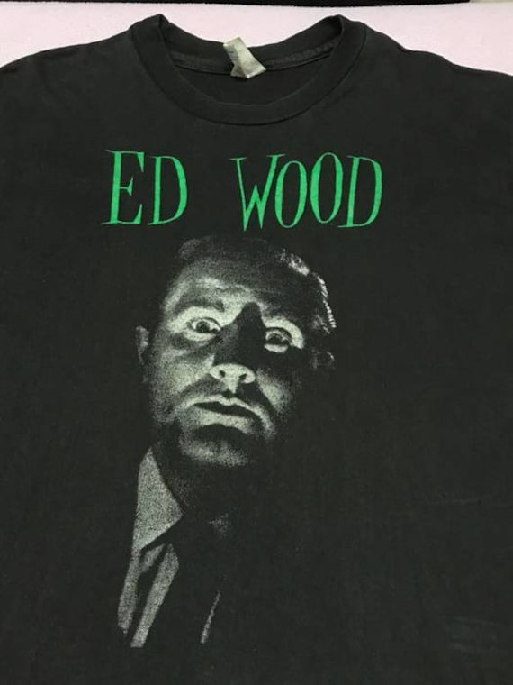 Super Rare Ed Wood Legendary Worst Director Ever /