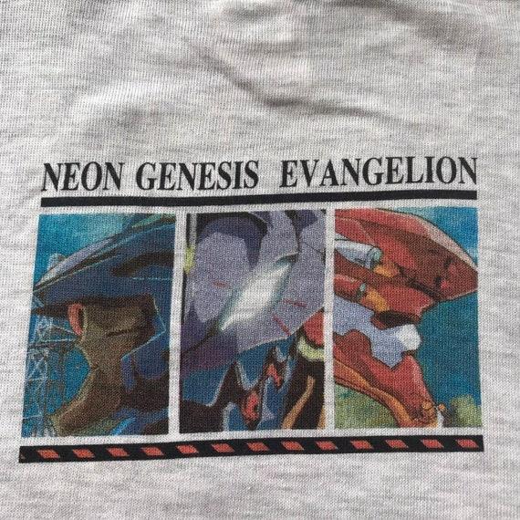 Vintage 90s deadstock anime Neon Genesis Evangelio