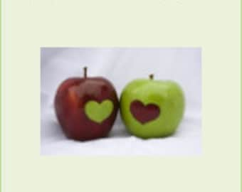Baby Shower - Apples 2 Apples