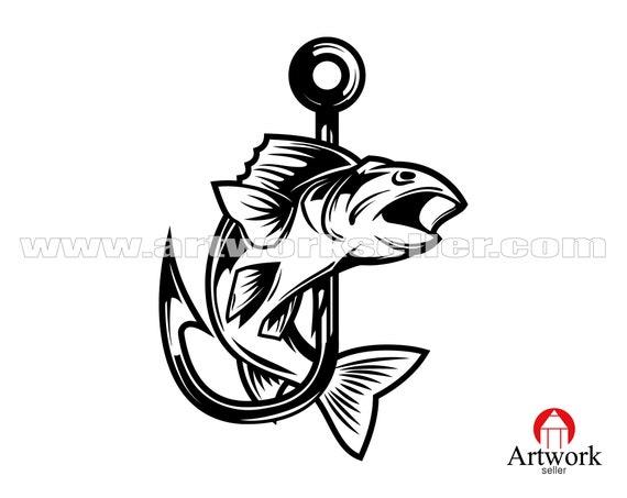 Download Walleye Svg Walleye Png Walleye Hook Svg Fishing Logo Svg Fish Etsy