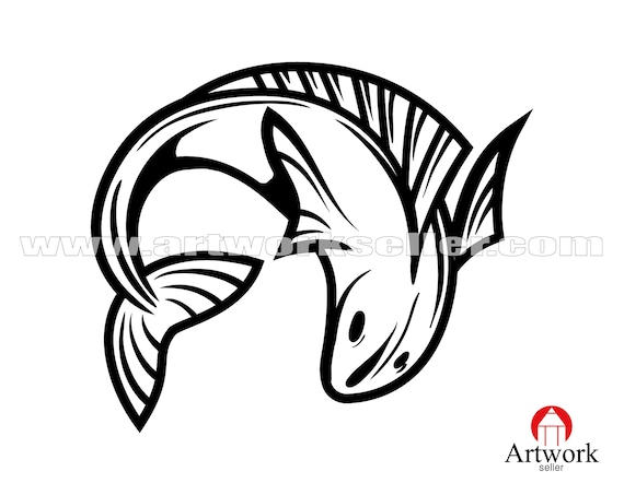 Fish Svg Fish Png Fish Hook Svg Fishing Logo Svg Fish Svg Fishing Image Fishing For Cricut Walleye Cut Files Walleye Silhouette Paper Party Kids Craft Supplies Tools Vadel Com