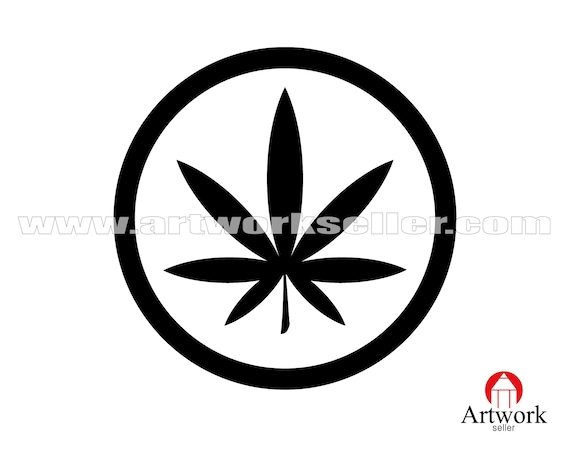 Marijuana Svg Leaf Drug Marijuana Leaf Weed Cannabis Svg Bob Etsy
