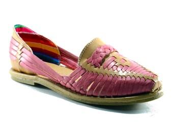 b82e7d8828530 Pink huaraches | Etsy