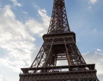 Eiffel Tower, Paris - 2017