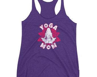 Yoga Gift for Mom | Yoga Mom Tank Top | Yoga Mom Tank | Yoga Tank Top | Namaste Tank Top | Yoga Tank Top Woman | Yoga Lover Tank