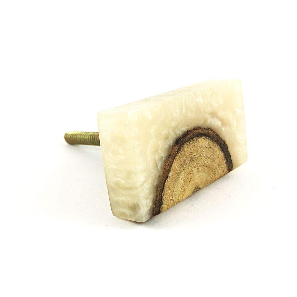 pulls drawer wood itm flat head knob knobs birch cabinet round package x wooden