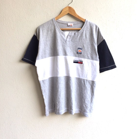 Vintage Ellese Perugia Italia T-shirt Crewneck Size M Crewneck Small Logo