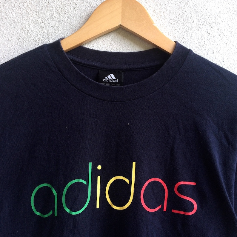 adidas rasta t shirt